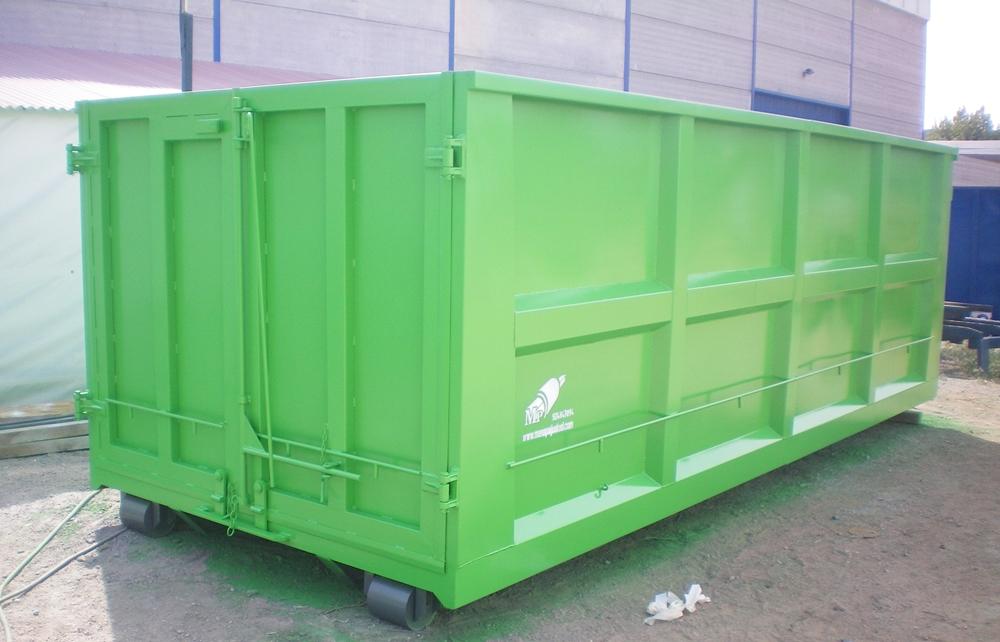 Mena pajuelo s l montaje y suministro de contenedores - Contenedores metalicos apilables ...
